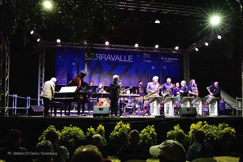 La prima serata del Serravalle Jazz