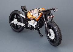 LEGO Technic Moto Cross Bike 42007 MOD
