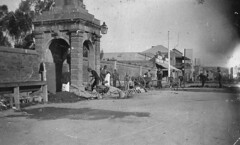 Mckinlay Monument, Murray Street, Gawler. Date unknown but after 16jun1899 [see Trove Bunyip]