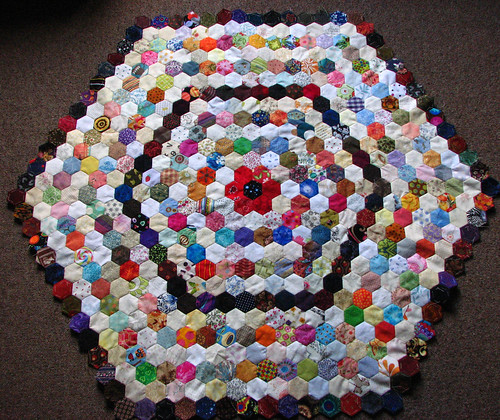 hexies 13 rings colour