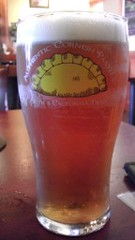 Boddington Ale at Slo Pasty