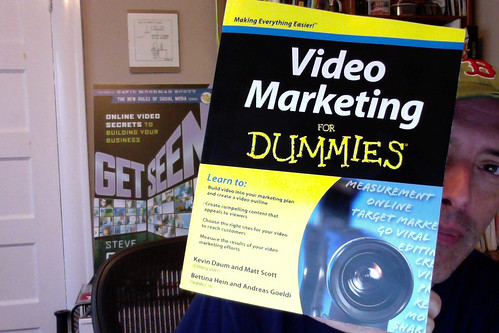 Video Marketing For Dummies by stevegarfield