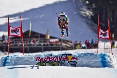 Red Bull Skills: čtyři alpské disciplíny v jedné trati na vlastní kůži