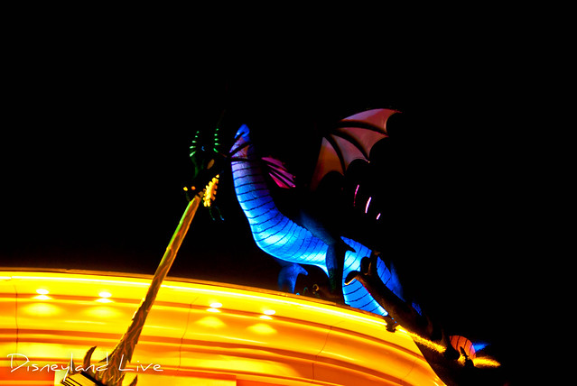 LEGO Dragon - Downtown Disney