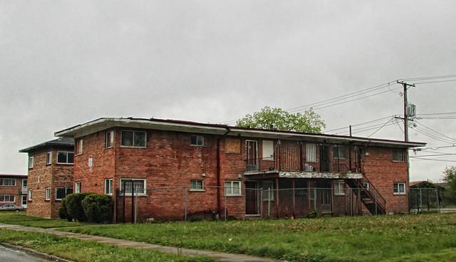 for sale cheap abandoned apartment buildings harvey il