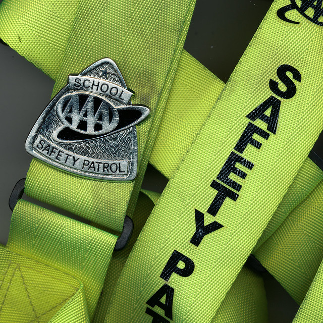 Safety Patrol Isn T As Cool As It Used To Be Flickr