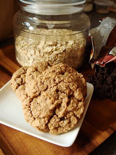 Cook's Country Chocolate Oatmeal Cookies