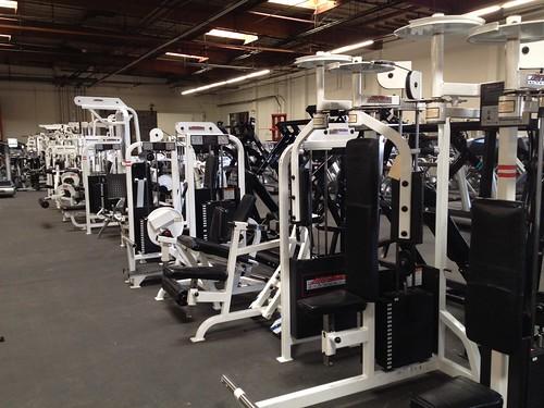 life fitness equipment