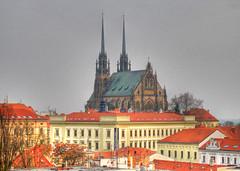 Catedral de San Pedro y San Pablo - Brno - República Checa