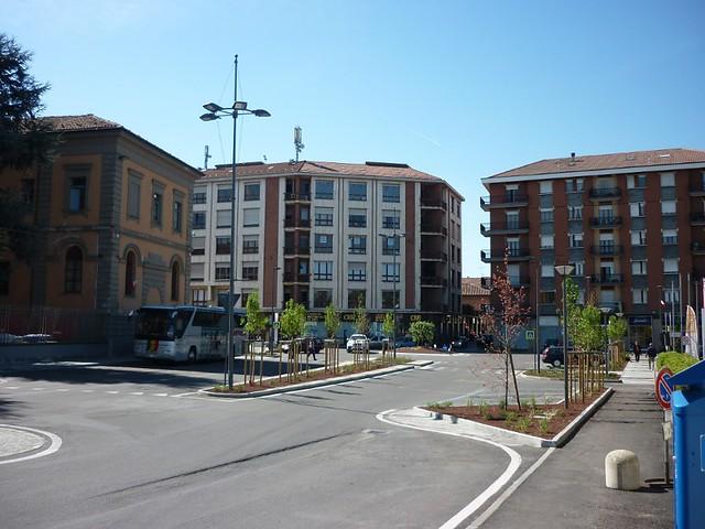 <p>Piazza Garibaldi - Alba</p>