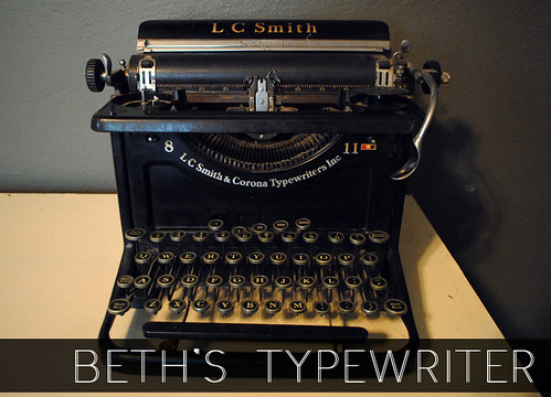 bethstypewriter