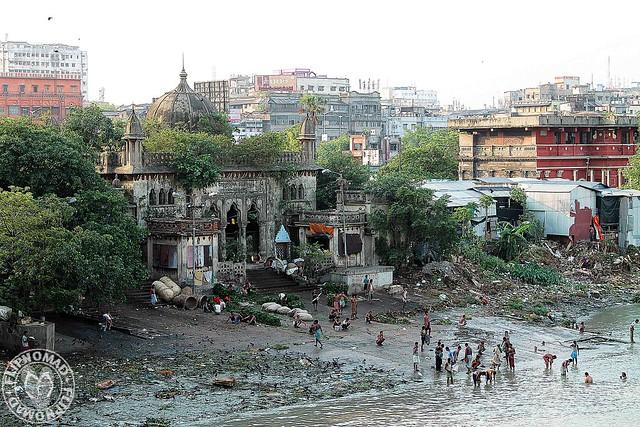 Mullik Ghat, Kolkata, India