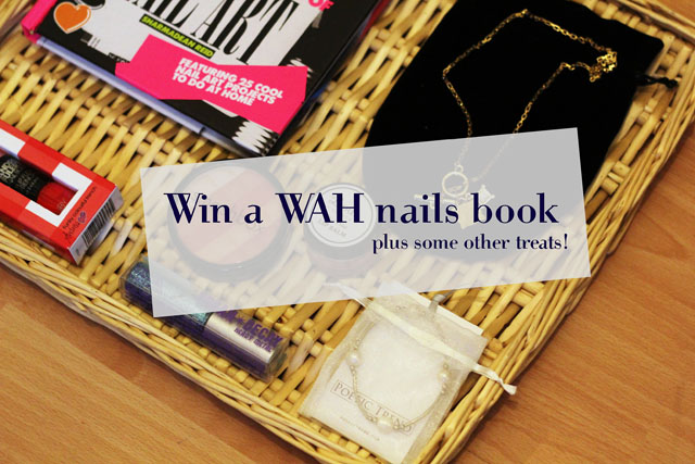 Win a WAH nails book