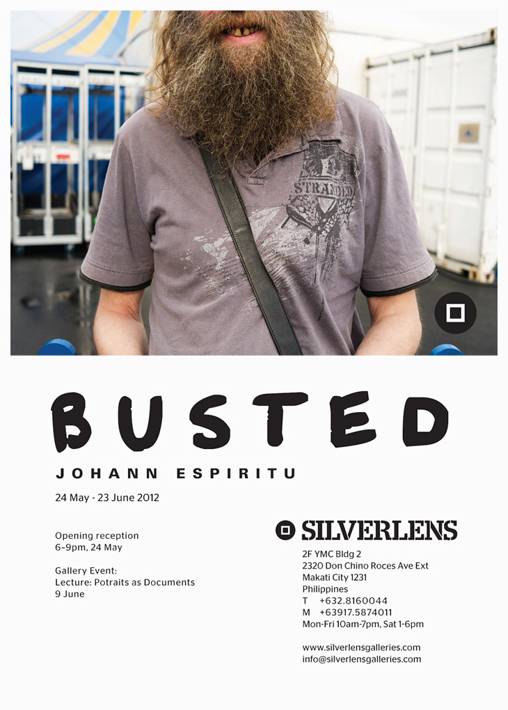 Busted by Johann Espiritu