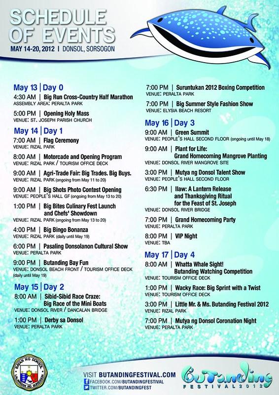 BUTANDING FESTIVAL 2012