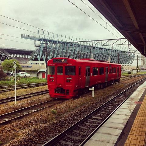 各駅停車を乗り継いで長崎へ(鳥栖〜長崎)