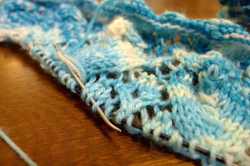 Knitting Lifeline Hole : Ashpags knits