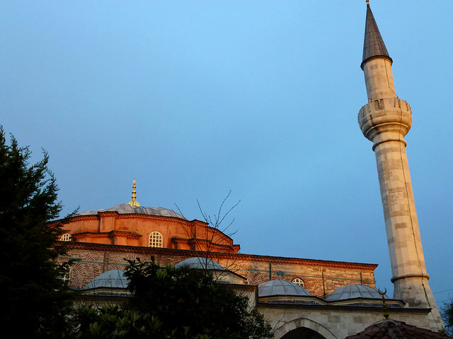 Istanbul - avril 2012 - jour 2 - 200 - Küçük Ayasofya Camii (petite Sainte-Sophie)