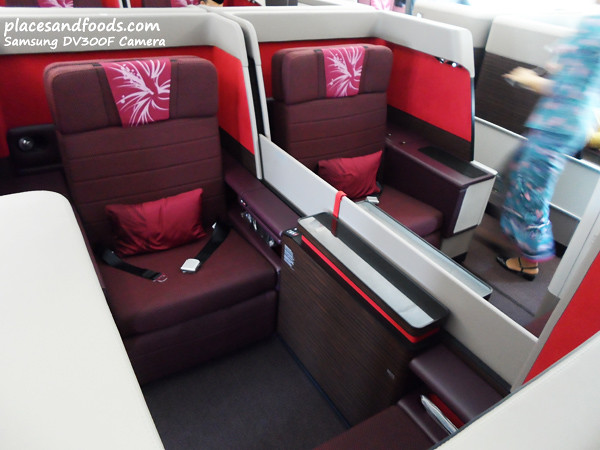 Malaysia Airlines A380 First Class3