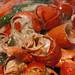 Sautéed Fresh Crab and Boston Lobster