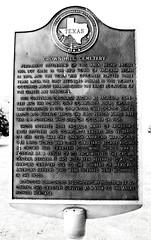 Crown Hill Cemetery, 813 N. Richey, Pasadena, Texas 1206071522BW