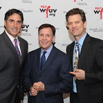 WFUV Gala 2012: Bob Papa, Bob Costas and Chris Isaak