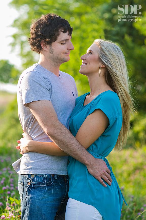 Liberty Missouri engagement photography