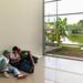 Ritratto di studenti universitari durante una pausa 2011 Tabasco-MessicoPortrait