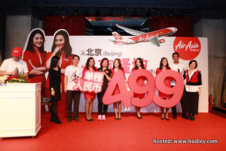 Picture 2.AirAsia X Launch