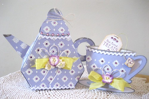 TT99 TEA SET CBAR