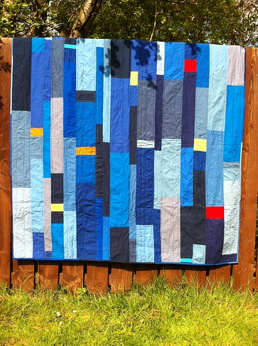 Siblings Quilt 3 - Finished