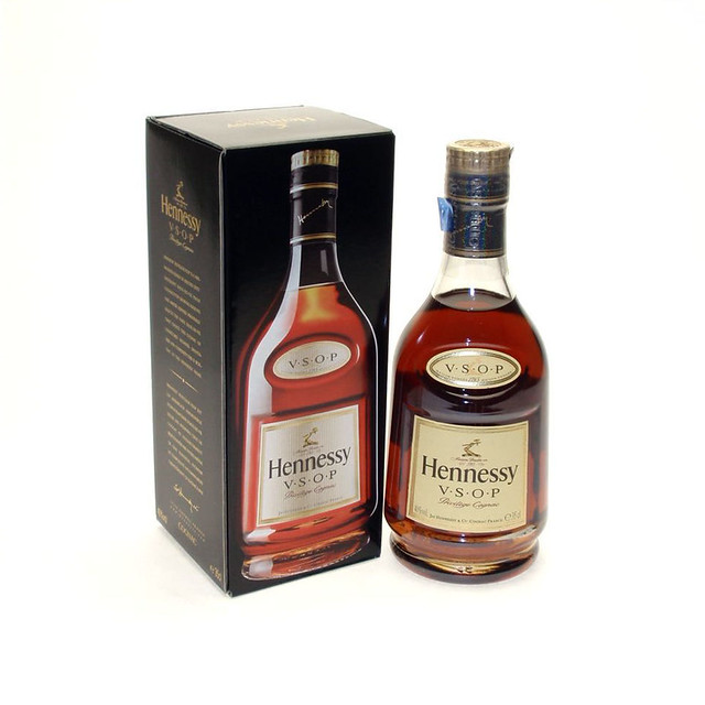 Withlouise Building The Future With Hennessy V S O P