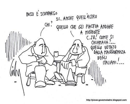 Le Scomparsate by Livio Bonino