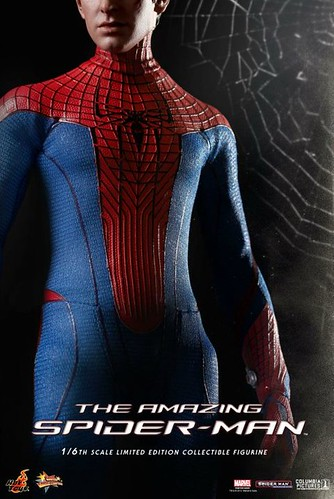 Hot Toys-Amazing Spider-Man Teaser