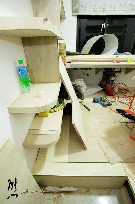 作自己房子的室內設計師|書房的裝潢重點