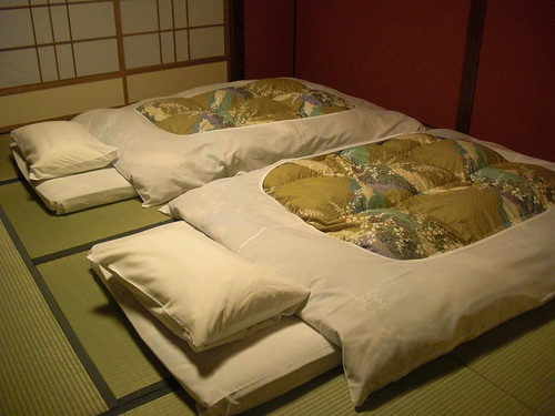 Photo:Ready for a good night's sleep at Wajima Yashio Onsen By:tiseb