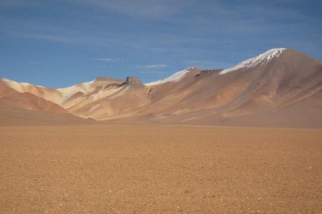 Dali Desert Bolivia