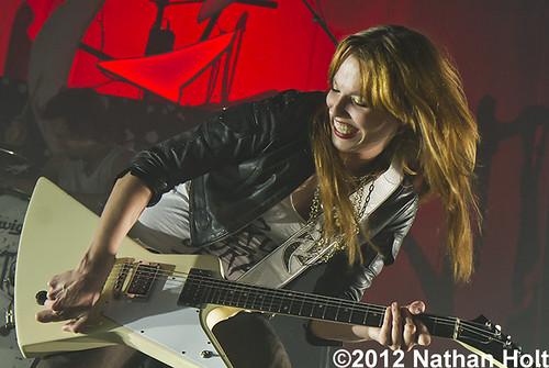 Halestorm - 05-09-12 - Mass Chaos Tour, Kellogg Arena, Battle Creek, MI
