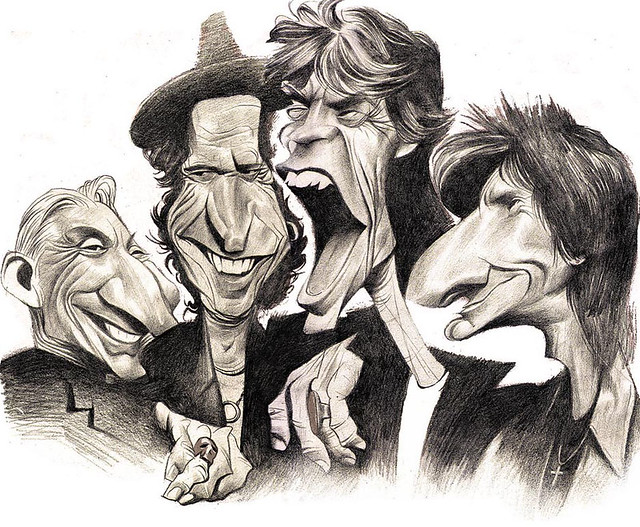 CSPC: The Rolling Stones Popularity Analysis - ChartMasters