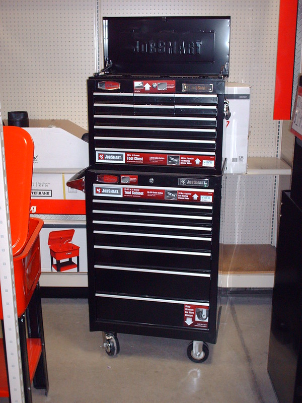 Tool chest review - Sears, Tractor Supply, Lowes, Home Depot ...