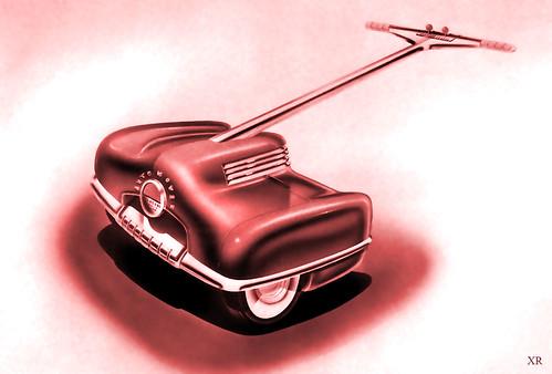 1944 ... automower!