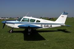 Pa28 G-GALA