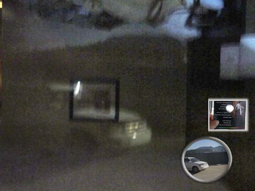hotel room camera obscura by Crunchy Footsteps