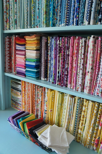 Sewing Room - Fabric