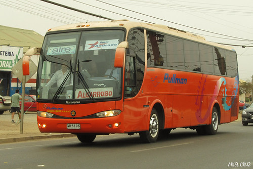 Buses Andrade | Marcopolo Viaggio 1050 / VR5896