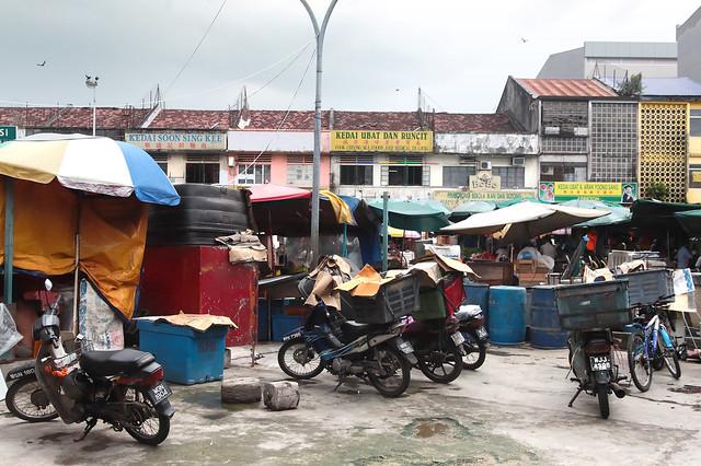 Market parking
