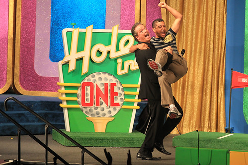 Todd Newton-The Price Is Right Live!
