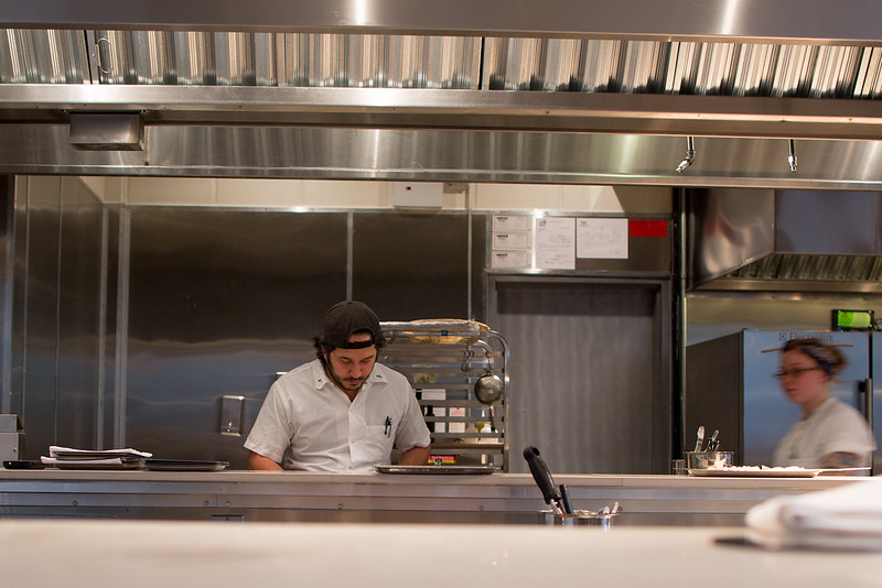 Blanca (Roberta's tasting menu ) - Brooklyn, NY-3344