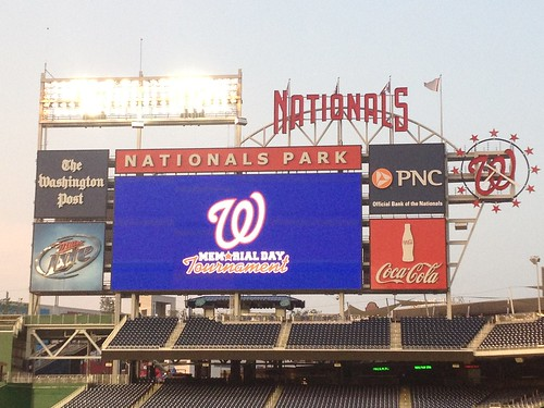 Nationals Memorial Day Tournament 4
