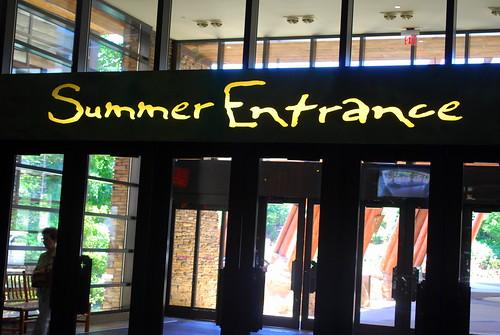 Summer Entrance